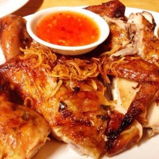 ไก่ย่าง - ในอ.บางพลี จากร้านครัวครกใหญ่-ไก่ย่าง (อ.บางพลี)|กรุงเทพและปริมลฑล
