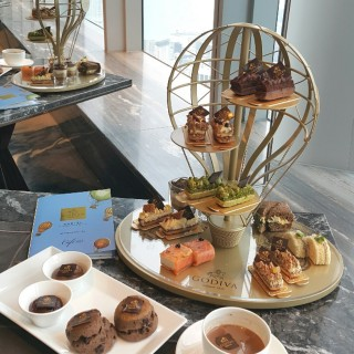 Godiva Afternoon Tea - Tsim Sha Tsui's Cafe 103 (Tsim Sha Tsui)|Hong Kong