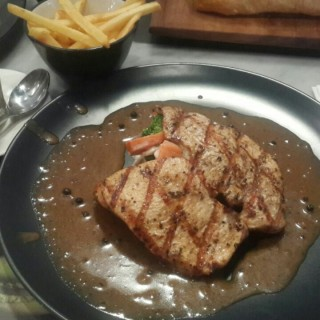 grilled chicken steak -  Medan / The Harvest (Medan)|Other Cities