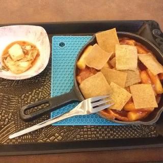 Original Topokki -  dari Mujigae - Bibimbab & Casual Korean Food (Kemang) di  |Jakarta