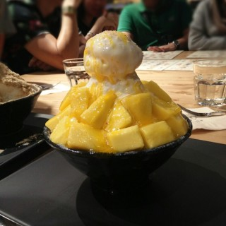 Bangsar's Hanbing Korean Dessert Cafe (Bangsar)|Klang Valley