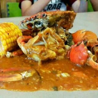 Kepiting Saos Padang - 位於Pantai Indah Kapuk的Cut The Crab (Pantai Indah Kapuk) | 雅加達