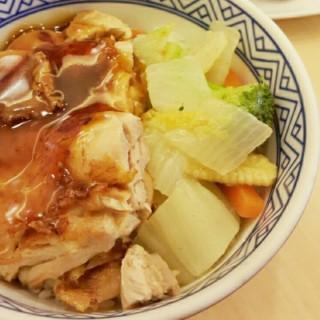 Teriyaki Chicken Bowl -  dari Yoshinoya (Thamrin) di Thamrin |Jakarta