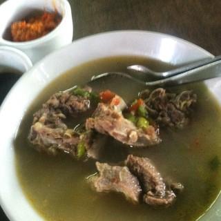 sup kambing - Ubud's Warung Mendez (Ubud) Bali