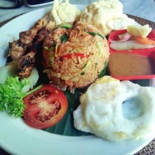 nasi goreng - Gianyar's Warung Murni's (Gianyar)|Bali