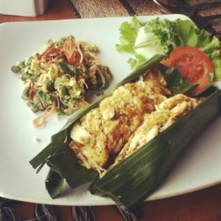 pepes ayam - Ubud's Tropical View Cafe (Ubud)|Bali