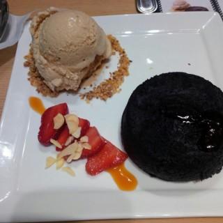 Choco Lava -  dari Island Creamery (Serpong) di Serpong |Jakarta