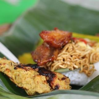nasi janggo sate lilit - 位於BSD City的Ajengan Bali Kencana (BSD City) | 雅加達