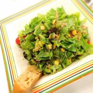 Tuna salad -  dari Dressed (ปทุมวัน) di ปทุมวัน |Bangkok