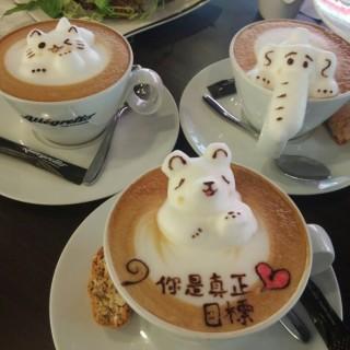 Cappuccino - ใน尖沙咀 จากร้านAllegretto (尖沙咀)|ฮ่องกง