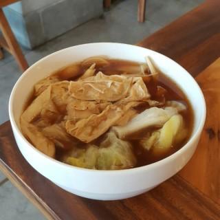 Bak Kut Teh Mixed Vegetable - 位於Pantai Indah Kapuk的Sun Fong Bak Kut Teh (Pantai Indah Kapuk) | 雅加達