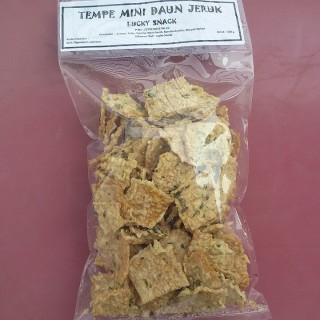 tempe goreng daun jeruk -  Kebon Kawung / Prima Rasa (Kebon Kawung) Bandung