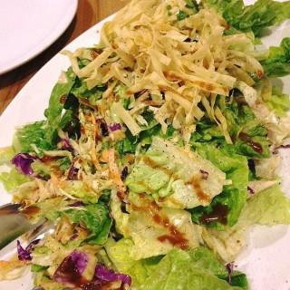 Amazing Krazy Garlic Salad - San Juan's Krazy Garlik (San Juan)|Metro Manila