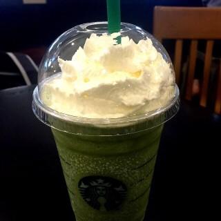 Greentea Frappe - Bang Phli's Starbucks Coffee (สตาร์บัคส์) (Bang Phli)|Bangkok