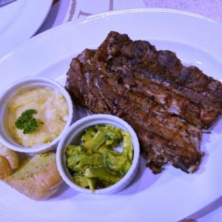 Classic Pork Ribs - Ortigas's Racks (Ortigas)|Metro Manila