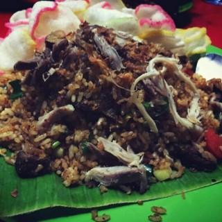 Nasi Goreng Kampung - ในKedoya จากร้านNasi Goreng Gendut (Kedoya)|Jakarta