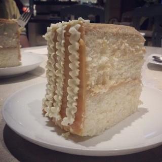 Caramel  Cake - Ortigas's Kettle (Ortigas)|Metro Manila