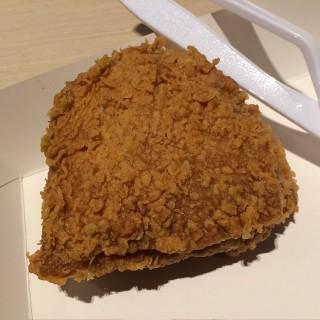 ไก่ทอด -  dari KFC (เคเอฟซี) (แม่เหียะ) di แม่เหียะ |Chiang Mai