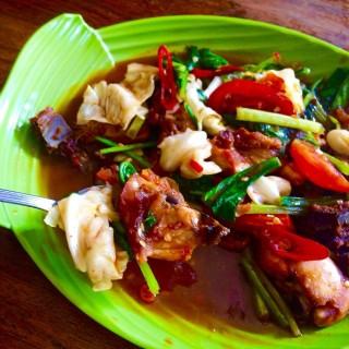 ayam sayur - Denpasar's Warung Ayam Goreng Ndeso (Denpasar)|Bali