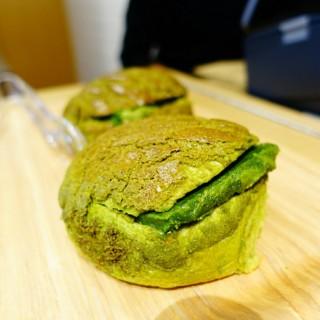 抹茶波羅油 - 位於旺角的御前洋菓子 (旺角) | 香港