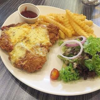 Chicken Parmigiana - Bukit Tinggi's Vivo American Pizza & Panini (Bukit Tinggi)|Klang Valley