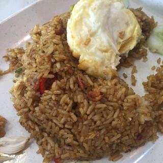 Nasi goreng ayam kampung - Tanjung Duren's Restu (Tanjung Duren)|Jakarta