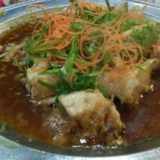Steamed Fish - Bukit Tinggi's Mum Mum Seafood Kuala Selangor Restaurant (Bukit Tinggi)|Klang Valley