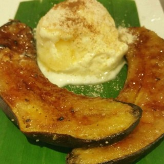 Hot Ginger Banana Brûlée - Quezon City's 49-B Heirloom Kitchen (Quezon City)|Metro Manila