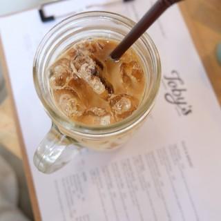Iced Coffee -  dari Toby's (พระโขนง) di พระโขนง |Bangkok