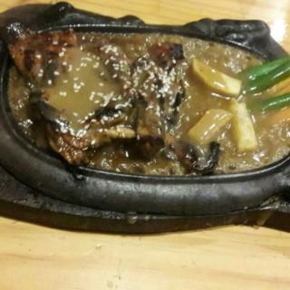 Grill honey chicken steak  - Grogol's Dunia Steak (Grogol)|Jakarta
