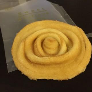 玫瑰酥 (Crispy Rose) - 位於尖沙咀的甜藝家 (尖沙咀)   香港