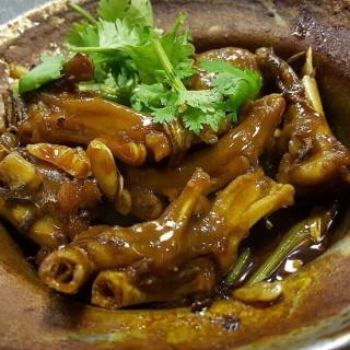 ขาห่านอบหม้อดิน - 位于สัมพันธวงศ์的Lao Li Shark Fin (สัมพันธวงศ์) | 曼谷