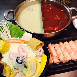 麻辣鍋 泰式青咖哩 - 位於東區的天天鍋物 (東區) | 新竹/苗栗
