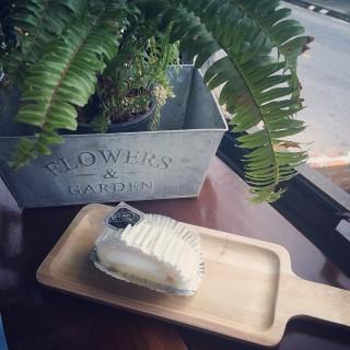 เค้กมะพร้าวอ่อน - Lang Suan's La Mer Cafe & Bistro (Lang Suan)|Others