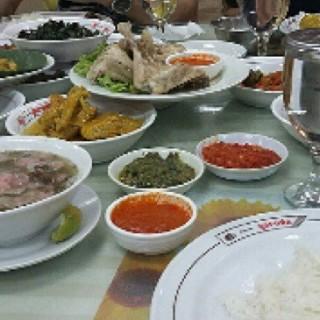 Ayam pop padang -  dari Rumah Makan Garuda (Pluit) di Pluit |Jakarta