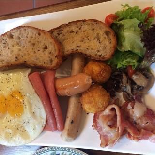 Big Breakfast -  Sri Petaling / Bacon & Balls (Sri Petaling)|Klang Valley