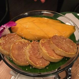 Mango Sticky Rice 芒果糯米飯 - 位於的Siam 28 (銅鑼灣) | 香港