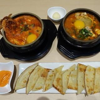 City Hall's Tokyo Sundubu - Eat at Seven (City Hall) Singapore
