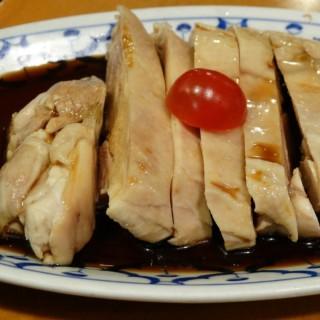 Steamed chicken  -  新宿・代々木 / チャンパー (新宿・代々木)|東京