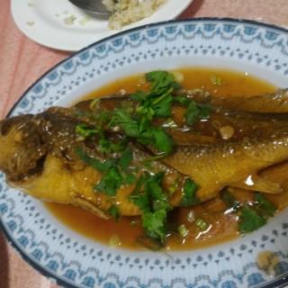 紅燒黃魚🐟 -   / 英賓海產店 (布袋鎮)|雲林/嘉義