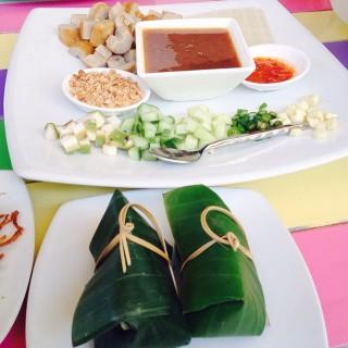 ชุดผักแหนมเนือง - Mae Sai's จันกะผัก (Mae Sai)|Chiang Rai