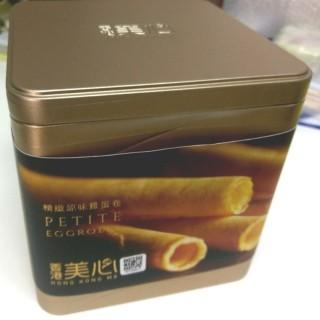 精緻原味雞蛋卷 - 位於的美心西餅 (香港仔) | 香港