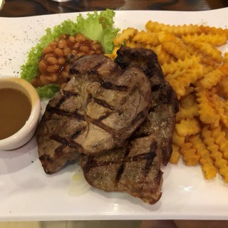 / Char-Grill Bar (Serangoon)|Singapore