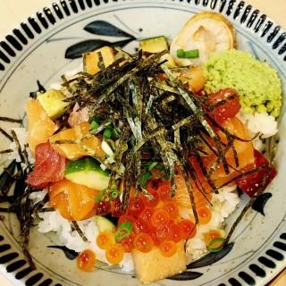 Kaisen Donburi (海鲜丼) - Raffles Place's Gochi-So Shokudo (Raffles Place)|Singapore