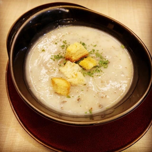 Trio of Wild Mushroom Soup - Collin's - Pasta - 義順 - Singapore