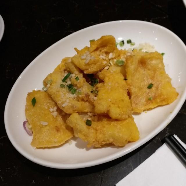 黃金魚柳 - 翡翠拉麵小籠包 - 中菜館 - 沙田 - 香港