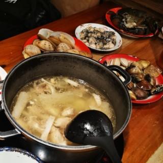 椰子雞煲 - 位于长沙湾的六十六十火鍋 (长沙湾) | 香港