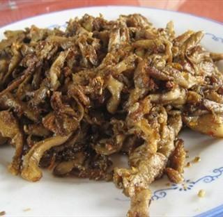 烤蘑菇 -  dari 皇后阿龙烧烤 (大明湖) di 大明湖 |jinan