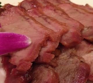 蜜汁烧肉 - 位於娄葑镇的美美港式茶餐厅 (娄葑镇) | 苏州