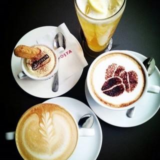 卡布奇诺 - dongcheng's COSTA COFFEE (dongcheng)|Beijing
